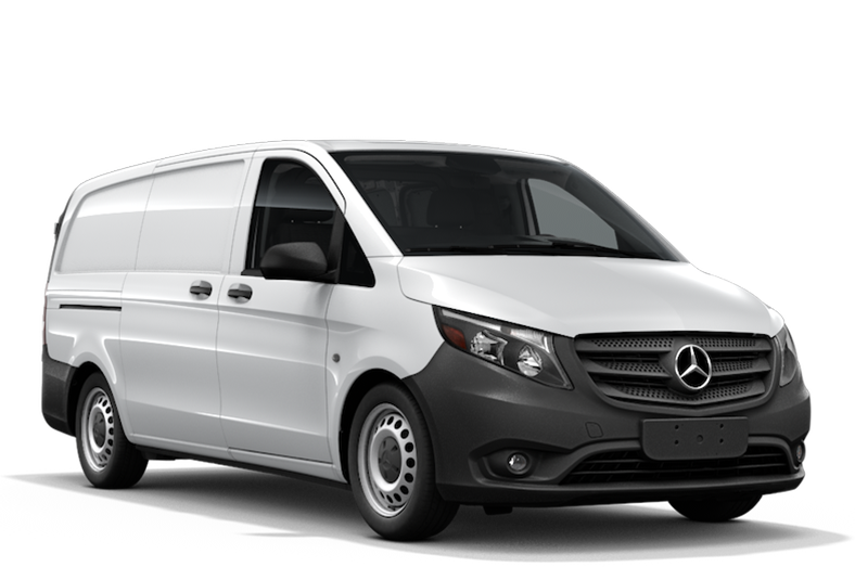 Special Lease Offer - 2016 Metris Cargo Van