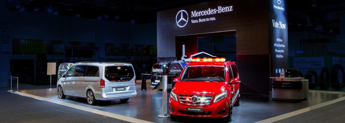Mercedes-Benz Vans Trade Show