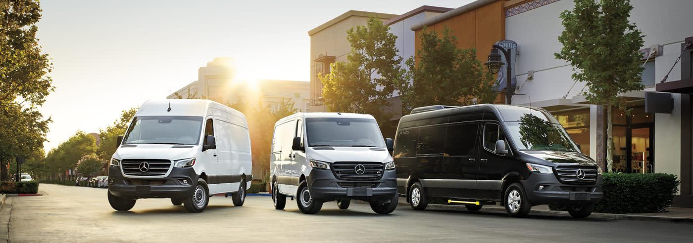 Mercedes-Benz Vans Finance Solutions