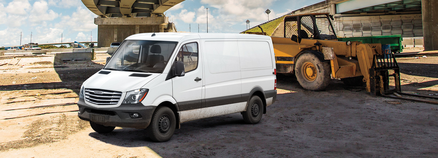 Product highlights freightliner sprinter for Freightliner mercedes benz