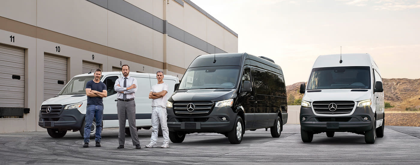 Certified Pre-Owned Mercedes-Benz Vans
