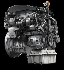 Mercedes-Benz Sprinter 4-cylinder engine