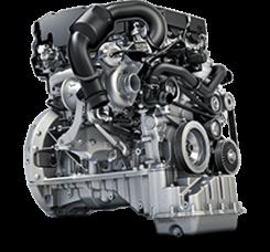 Metris Van 4-cylinder engine