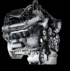 Mercedes-Benz Sprinter 6-cylinder engine