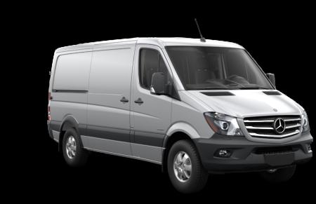 Sprinter cargo van features mercedes benz vans for Mercedes benz work van commercial