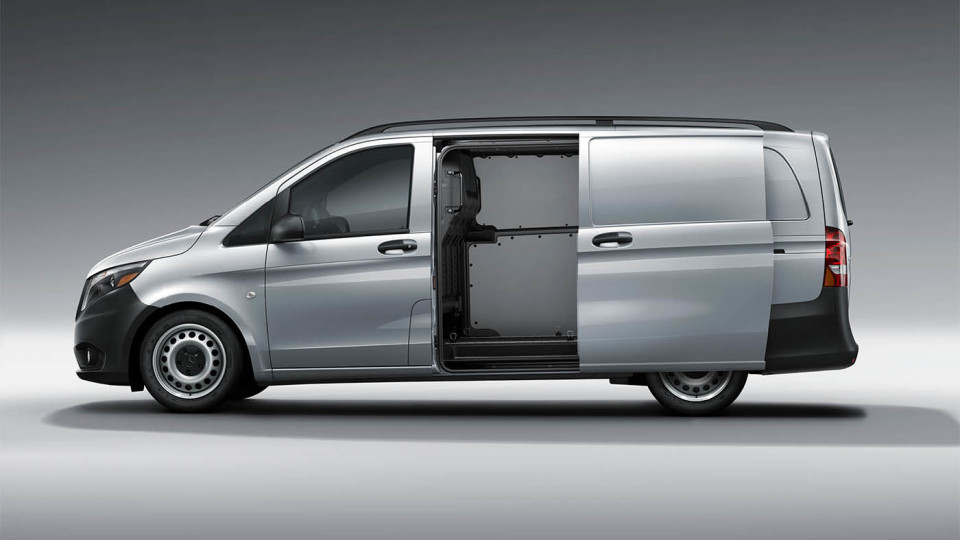 Image gallery mercedes metris for Mercedes benz work vans