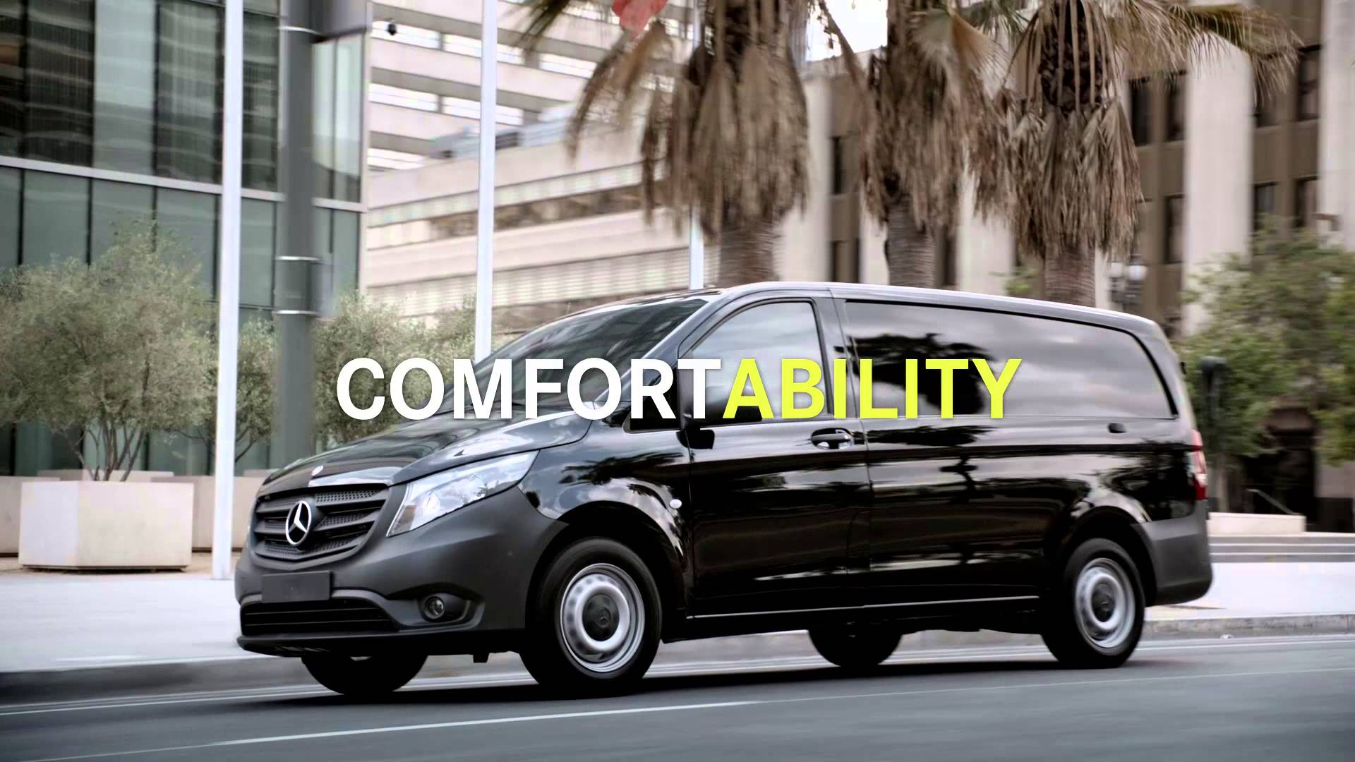Product Highlights Years Mercedes Benz Vans