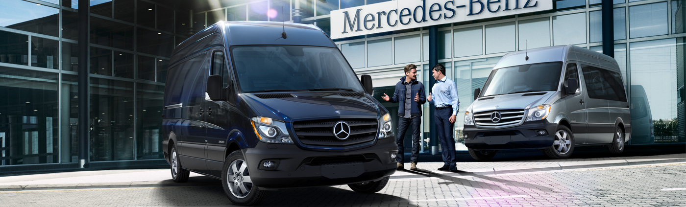 Warranty and maintenance mercedes benz vans for Mercedes benz service centre