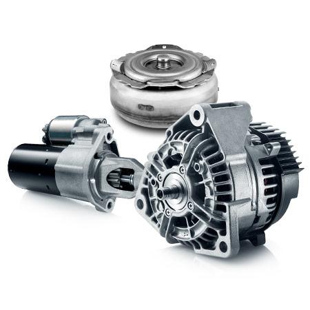 FL Motor Parts