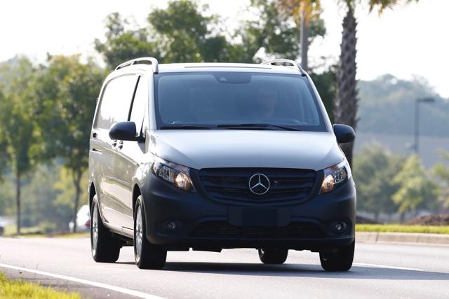 Mercedes-Benz Metris Passenger Van