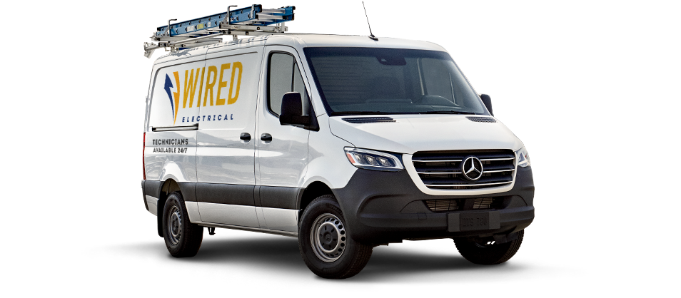 Mercedes-Benz Electrical Van
