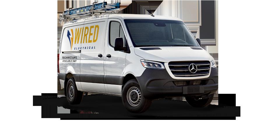 Mercedes-Benz Electrical Van