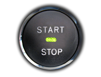 Mercedes-Benz Vans Start Stop Button
