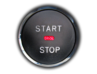 Start Stop Button MB Vans