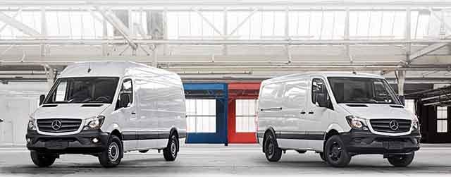 Kolla på specialavsnitt fantastiskt pris Why Mercedes-Benz Commercial Vans? | Mercedes-Benz of Tacoma