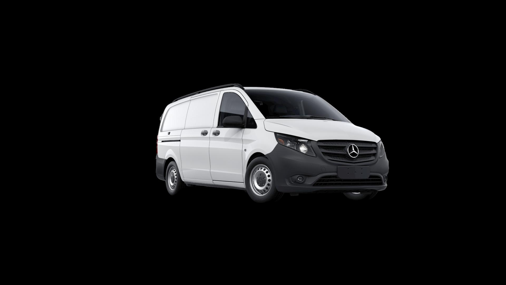 "Cargo Van Metris Standard Roof 126"" Wheelbase Exterior Image"