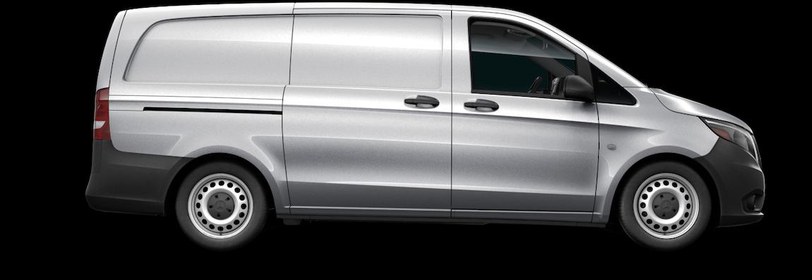 Build Your Mercedes Van MercedesBenz Vans - Mercedes benz commercial vans