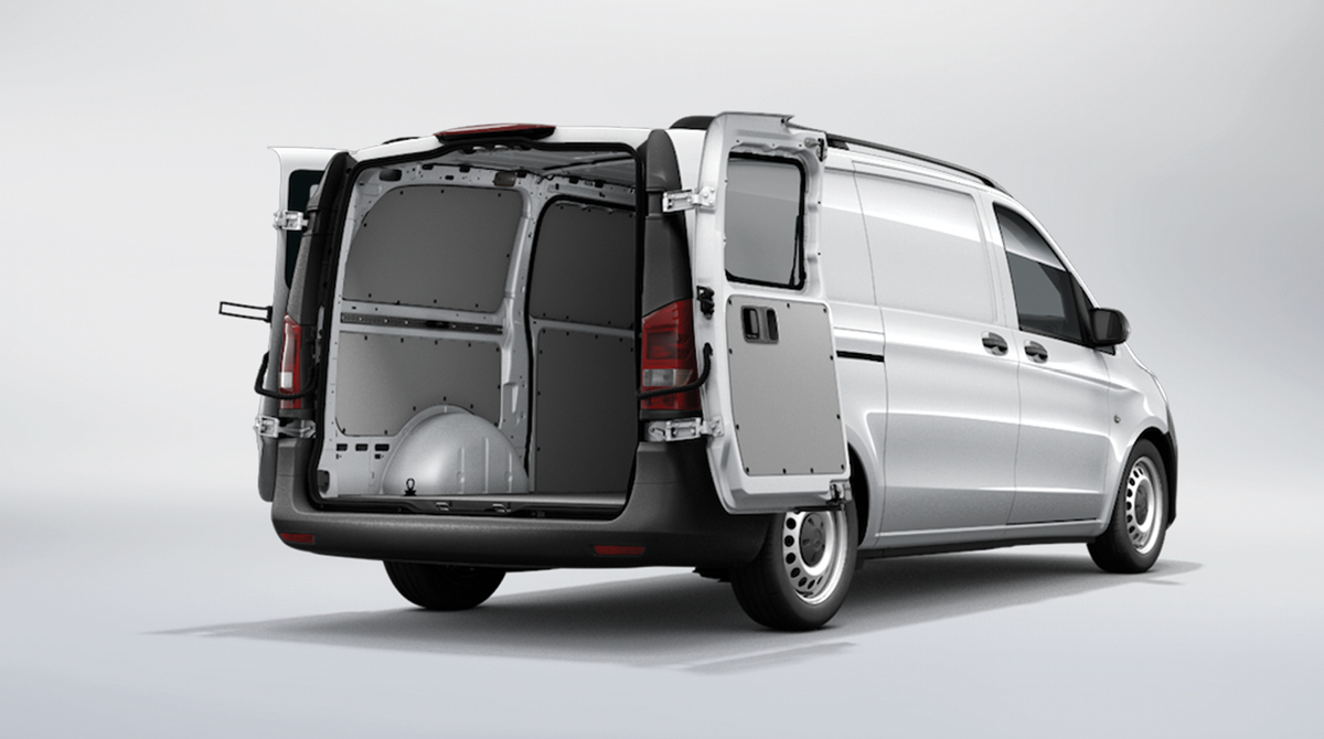 Metris Cargo Van Features Mercedes Benz Vans
