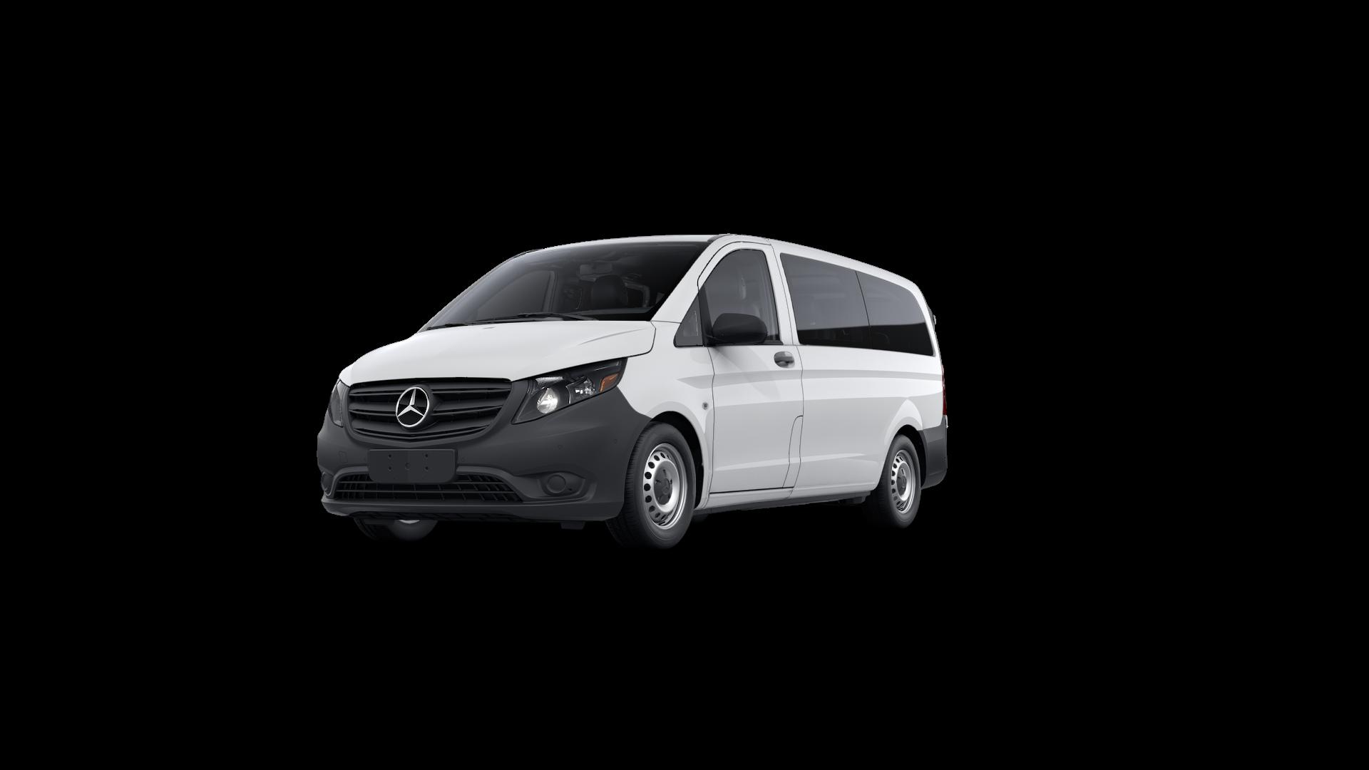 "Passenger Van Metris Standard Roof 126"" Wheelbase Exterior Image"