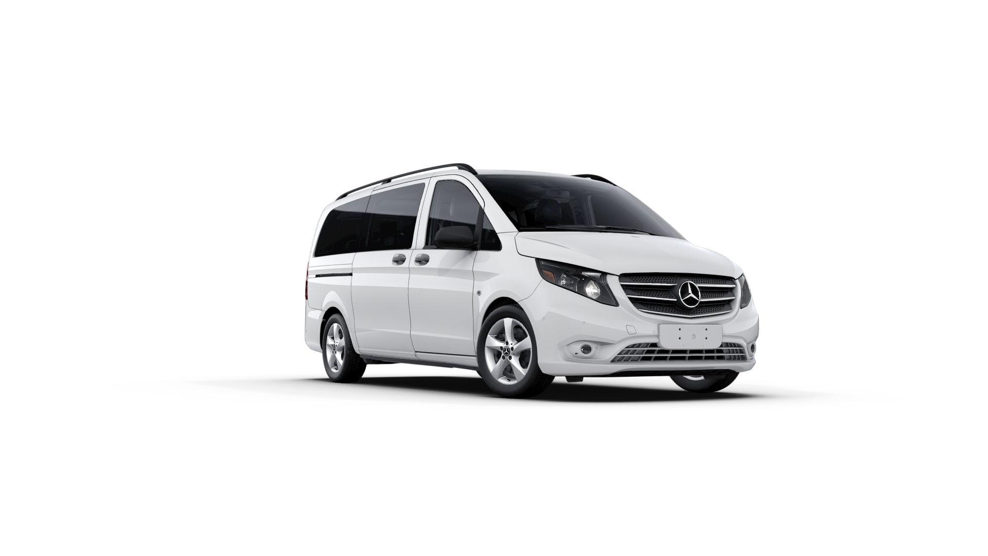 Metris passenger van features mercedes benz vans for Mercedes benz 7 passenger