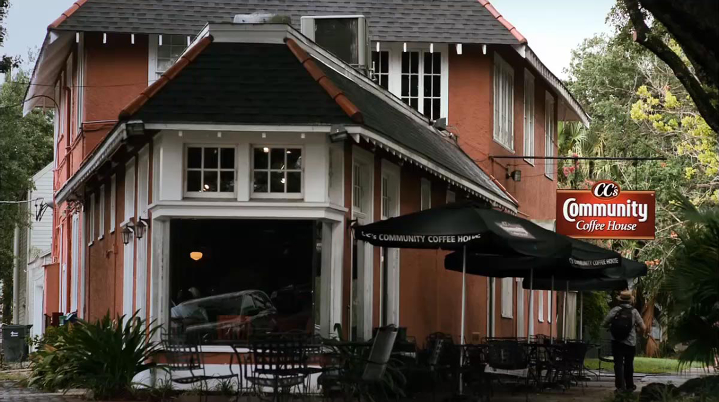 A picture of CC's Community Coffee House