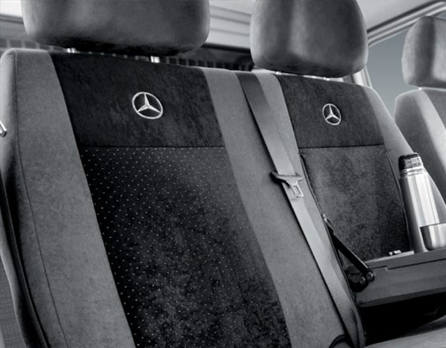 Mercedes-Benz Vans - Sprinter Seat Covers