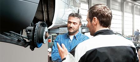 Authorized Mercedes Benz Service