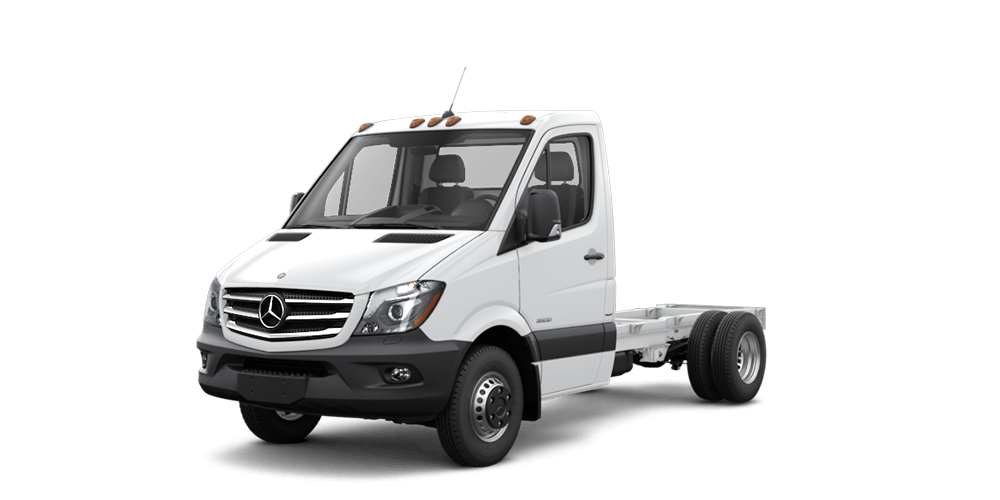 Mercedes Sprinter Van >> Sprinter Cab Chassis Features | Mercedes-Benz Vans