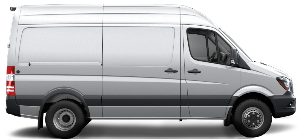 Sprinter cargo van features mercedes benz vans for Mercedes benz sprinter cargo van