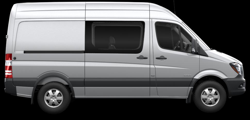 Build Your Mercedes Van