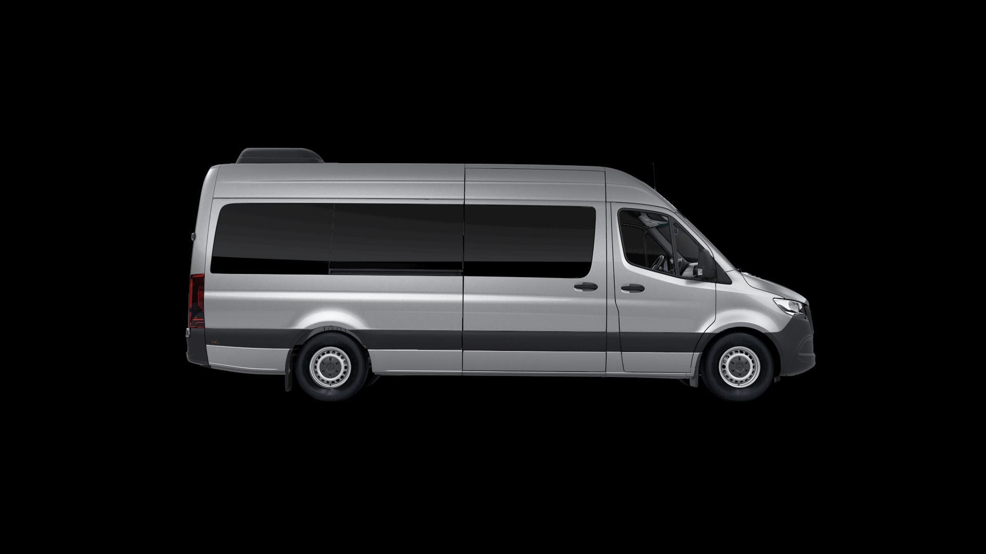 Build Your Mercedes Van | Mercedes-Benz Vans