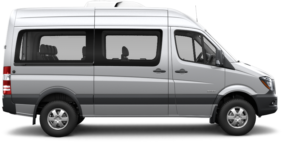 Build Your Mercedes Van