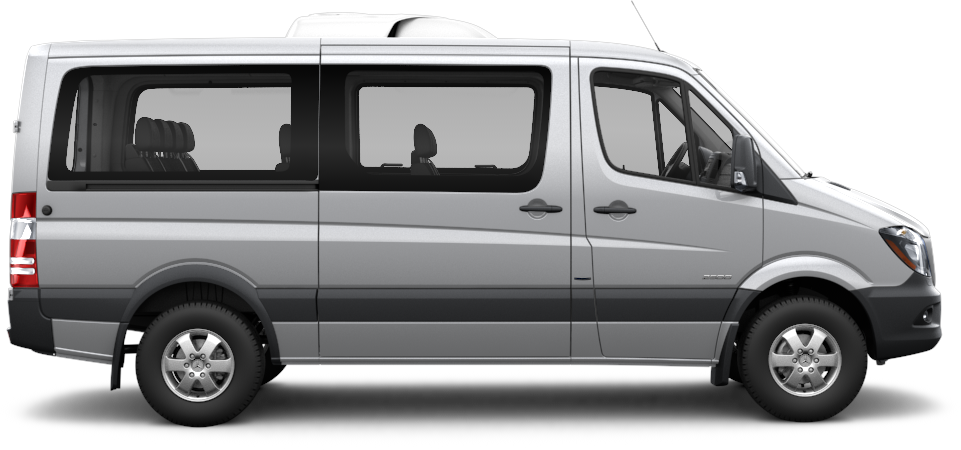 mercedes sprinter passenger van | car release and price 2018-2019