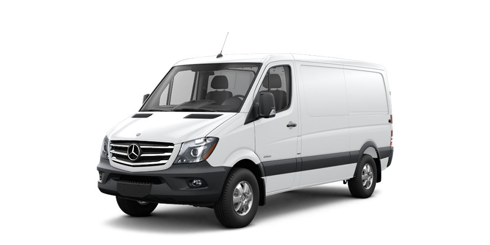 Sprinter cargo van features mercedes benz vans for Mercedes benz work vans