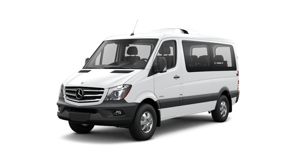 High Quality Mercedes Benz Vans
