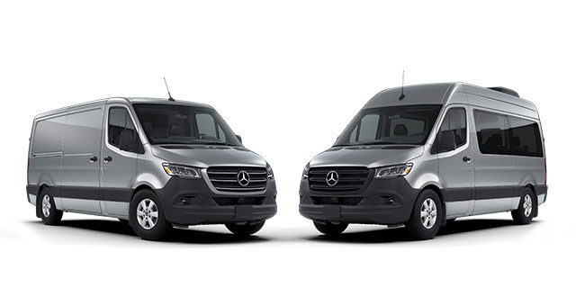 Mercedes-Benz Vans Technology