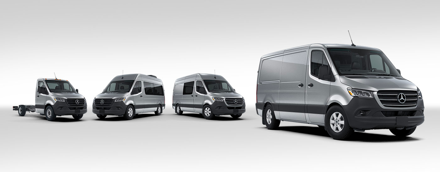 Awards mercedes benz vans for Mercedes benz residual value