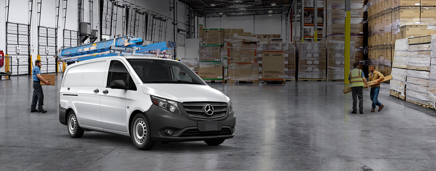 Mercedes benz vans sprinter and metris commercial vehicles for Mercedes benz north america customer service