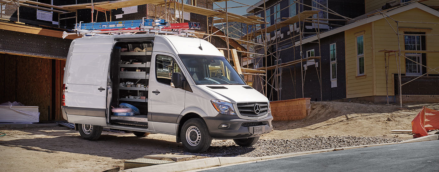 Mercedes-Benz Vans: Sprinter and Metris Commercial Vehicles