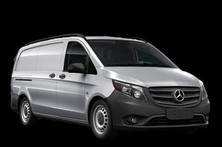 Metris Cargo Van Features | Mercedes-Benz Vans