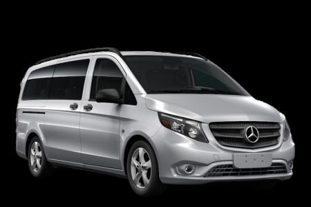 Metris passenger van features mercedes benz vans for Mercedes benz commercial vans