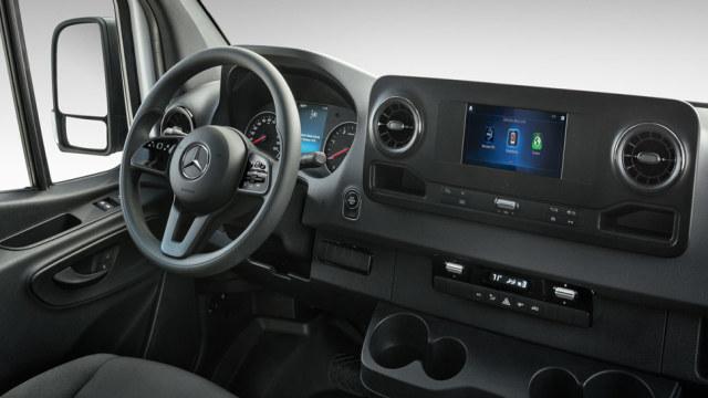 New Mercedes-Benz Sprinter Exterior image 2
