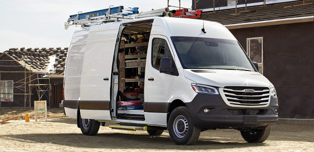complimentary maintenance for Sprinter