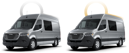 Cargo Van Features | Freightliner Sprinter