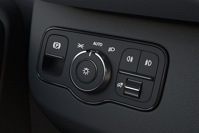 new sprinter light controls