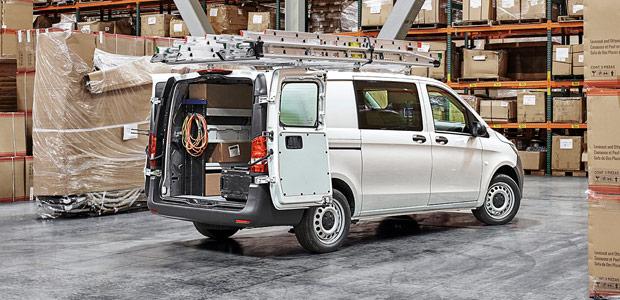 2018 Metris Commercial Van Mercedes Benz Vans