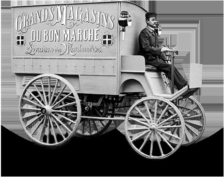 History | Mercedes Benz Vans