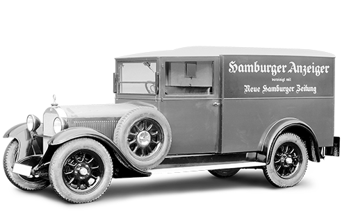 A Sprinter Van from 1929