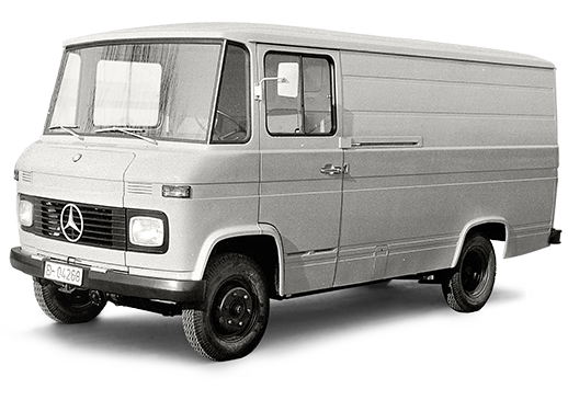 A Sprinter Van from 1967