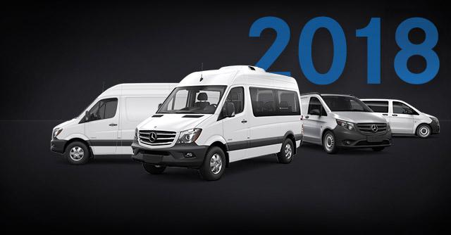mercedes benz vans present van lineup 2017
